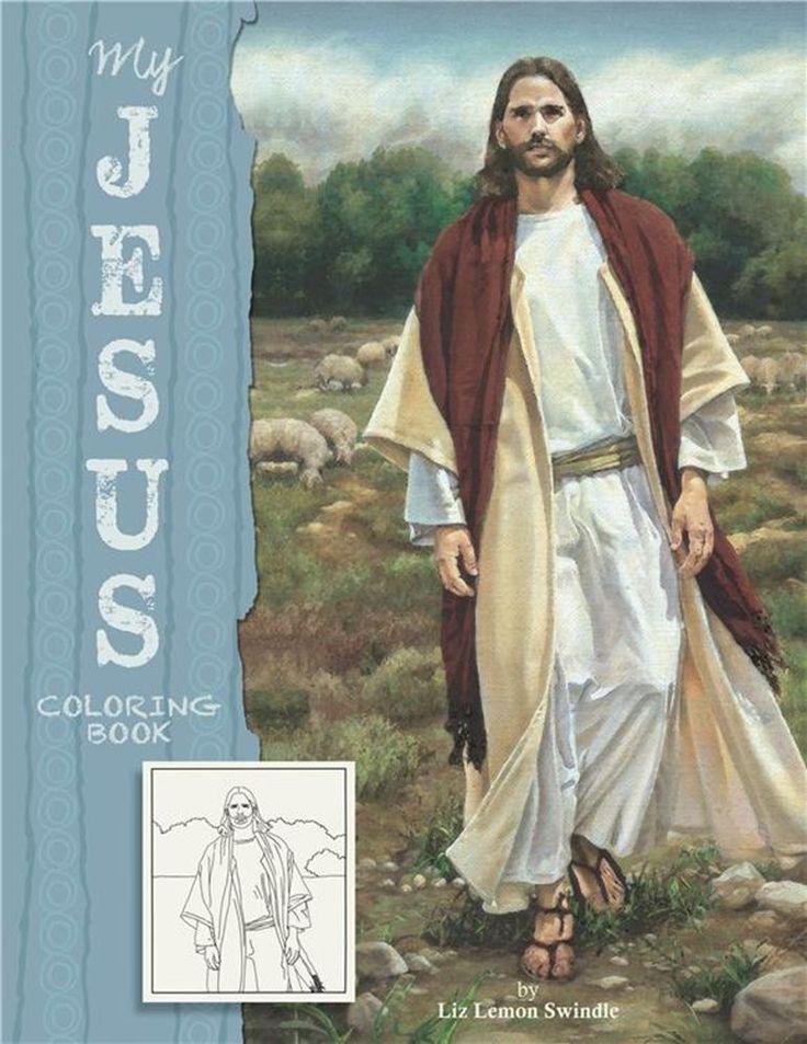 My Jesus Coloring Book