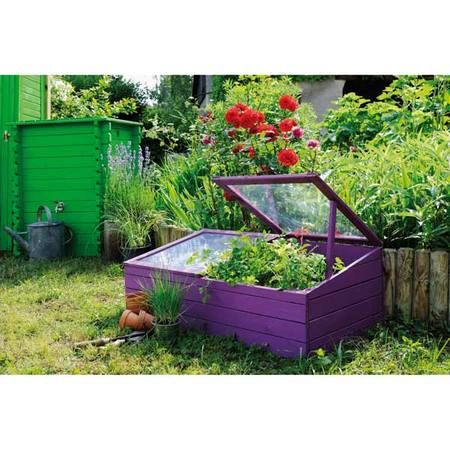 Petite Serre chassis #jardin