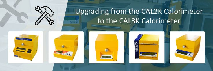 UPGRADING FROM THE CAL2K CALORIMETERS TO THE CAL3K CALORIMETERS!  Click on the link below to read our article on this https://www.ddscalorimeters.com/upgrading-from-the-cal2k-calorimeters-to-cal3k-calorimeters/