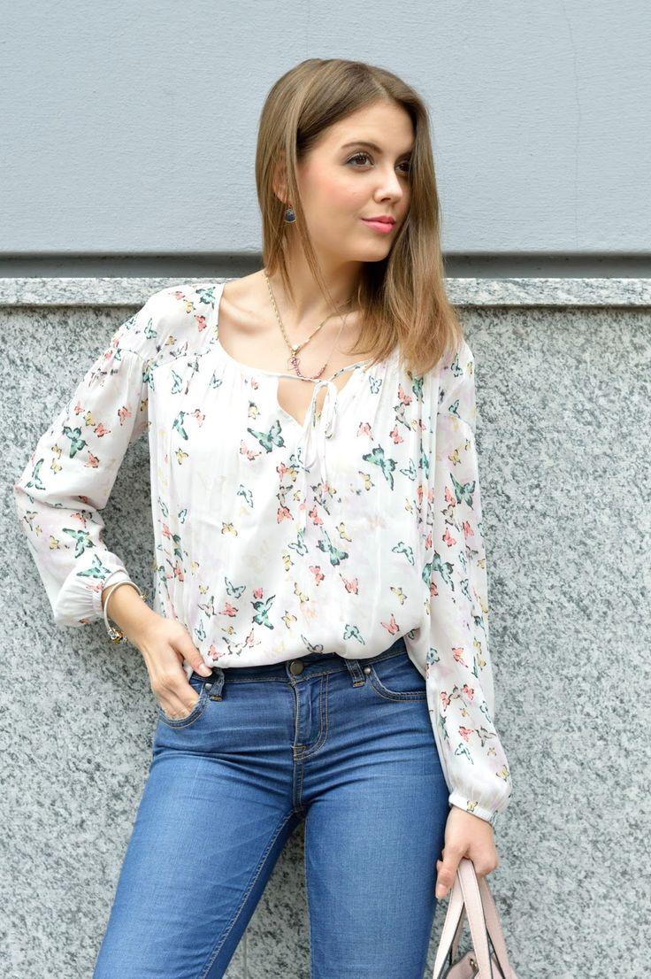 Casual #ootd #jeans #casuallook #fashion www.ellysa.it