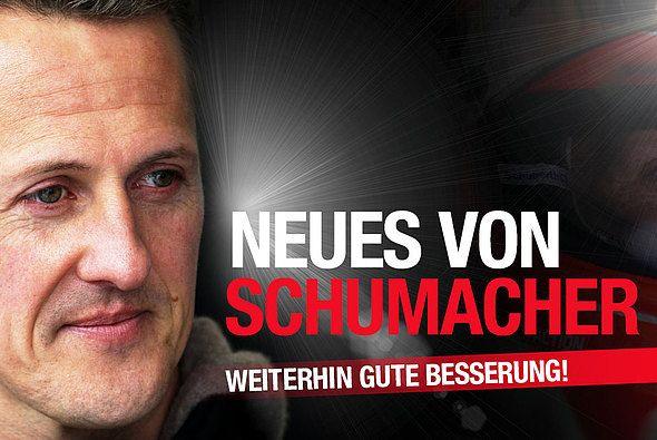 Michael Schumachers wichtigster Kampf