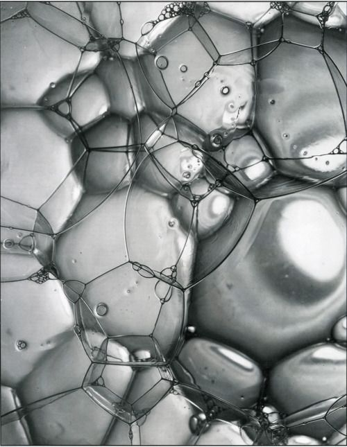 Soap Bubbles • Berenice Abbott, 1945