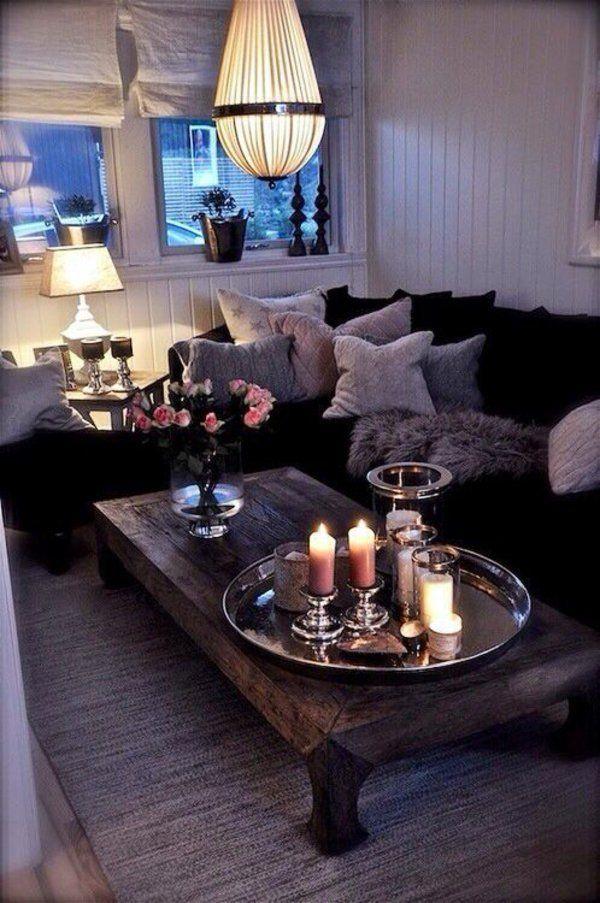 Die besten 25+ Couchtisch landhausstil Ideen auf Pinterest - wohnzimmermöbel weiß landhaus