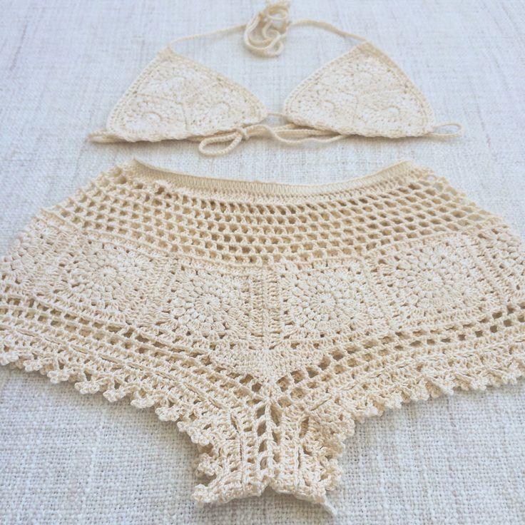 306 mejores imágenes de Crochet en Pinterest   Ganchillo, Blusas y ...