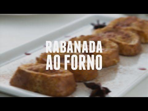 Receita de rabanada ao forno em apenas 10 passos - Dicas Online - As Melhores Dicas do Brasil