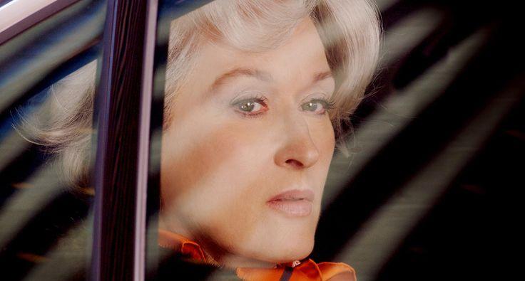 Meryl Streep as Miranda Priestly;  2006 The Devil Wears Prada; 2000x1076px