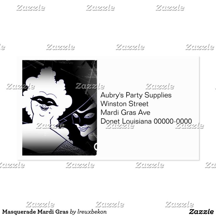 Vingtieme Siecle (La Vie Electrique) Business Cards | Aubrey ...