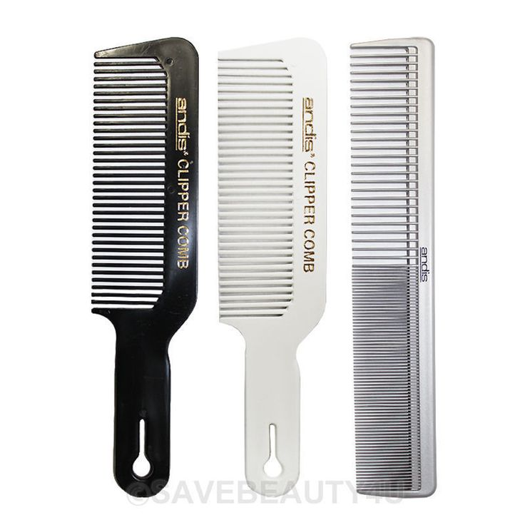 Andis Clipper Comb Barber & Stylist Clipper Cutting Hair Comb Brush *Select One
