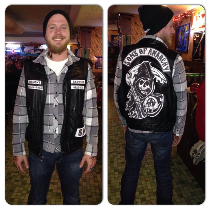 Sons of anarchy costume - Jax or Opie