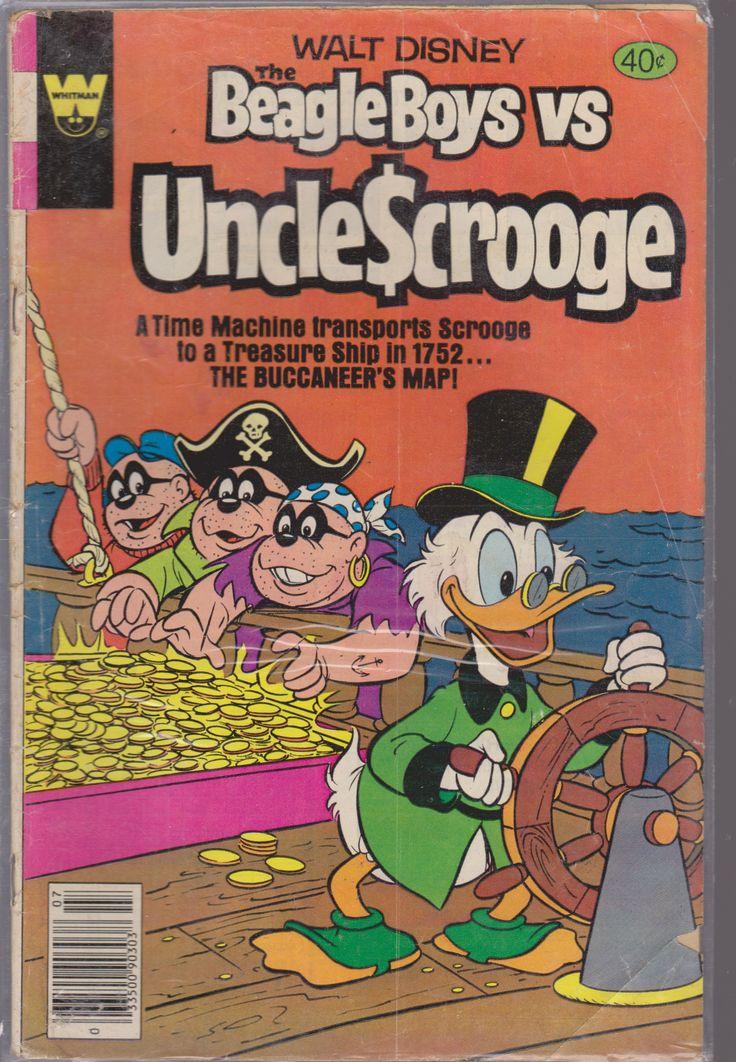 the beagle boys comic books