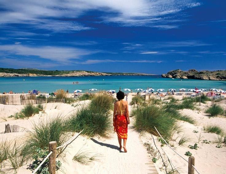 Son Saura, semisalvaje (Menorca) #menorca #menorcamediterranea