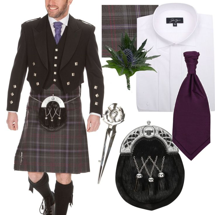 Weddings - Kilt Wedding Inspiration