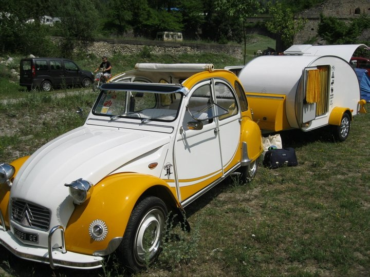 Citroën 2CV - Awesome