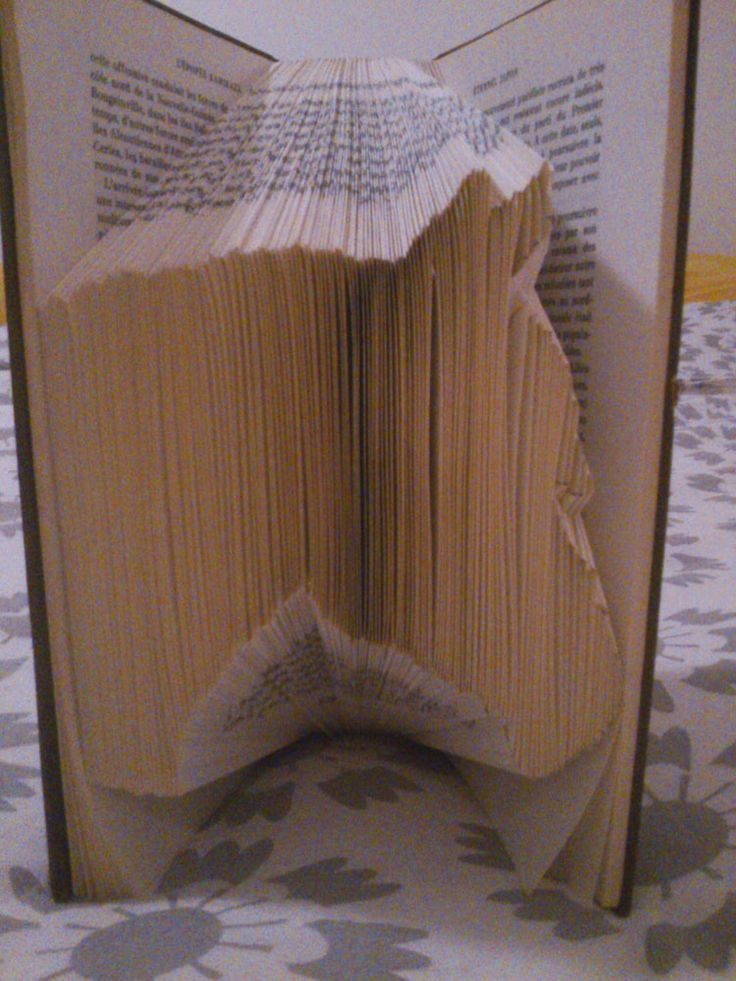 17 images about book folding on pinterest free pattern