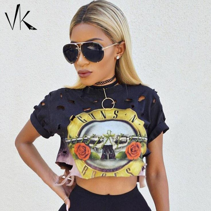 Yay or Nay ?? Click to order Sexy Hole Crop To... If you like please click the like button button http://isaledresses.com/products/sexy-hole-crop-top-2016-print-guns-n-roses-t-shirt-women-top-tees-shirt-femme-short-sleeve-t-shirt-female-fashion-summer-tops?utm_campaign=social_autopilot&utm_source=pin&utm_medium=pin  Limited Supply!