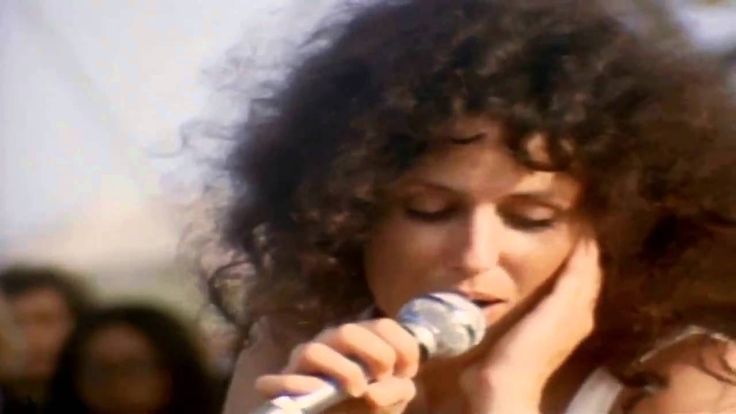 Jefferson Airplane (with Grace Slick) - White Rabbit ,Woodstock, Aug 17, 1969.  Grace and psychedelia were never better.