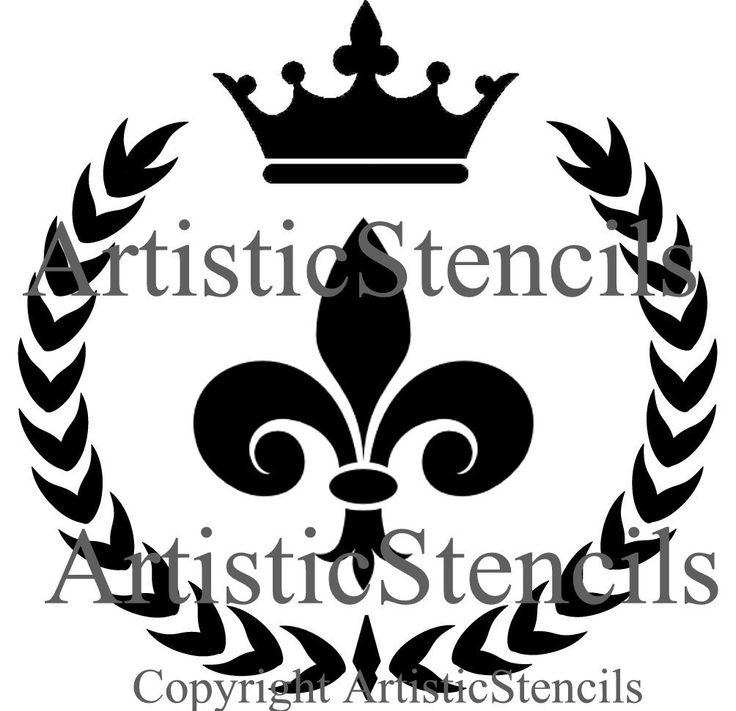 French Stencils | ... Stencil by ArtisticStencils STENCIL Vintage Alice in Wonderland 10 X