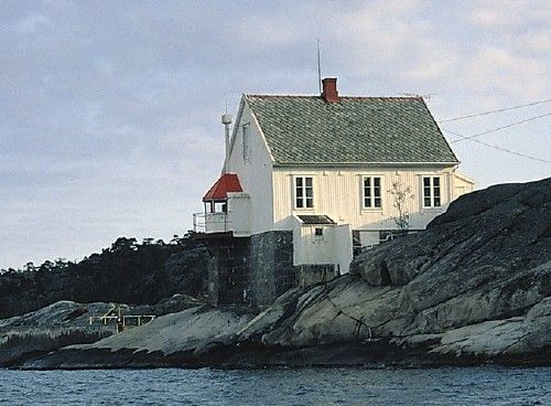 Lighthouses of Norway: Skien Area