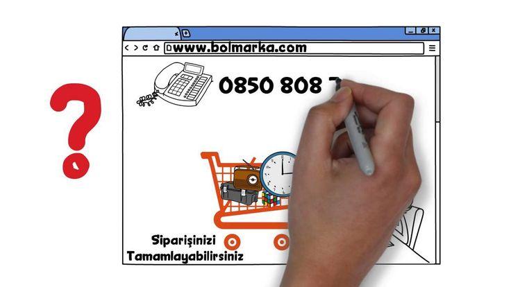 Kapıda Ödemeli BOLmarka.com Alışveriş Sitesi