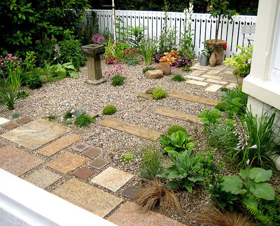 Garden Design Ideas Seaside : The best images about seaside garden on