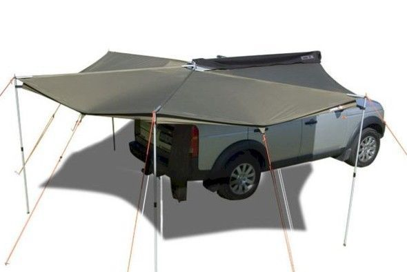 Foxwing Awning 270 Degree Shade Coverage Fits The Vw