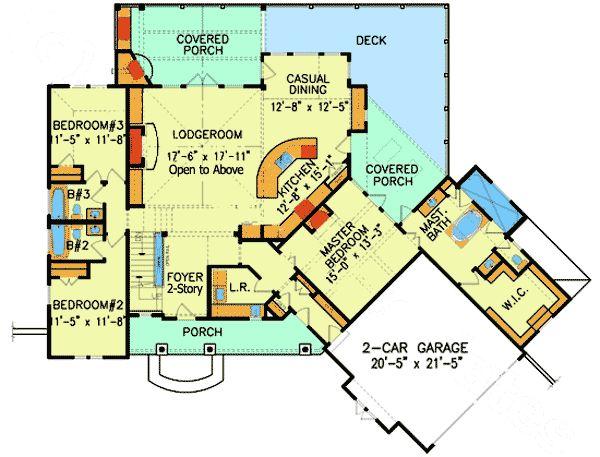 Dream Floor Plan · House Design ... Part 95