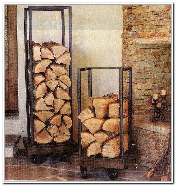 Best 25+ Indoor firewood storage ideas on Pinterest