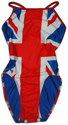 olympics. this suit would certainly make me an awesome swimmer...