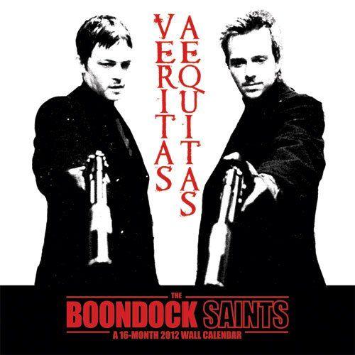 (12x12) Boondock Saints Movie 16-Month 2012 Calendar @ niftywarehouse.com…