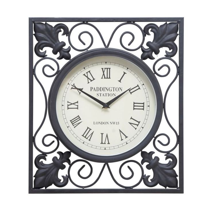 52 excellent designs of kitchen wall clocks