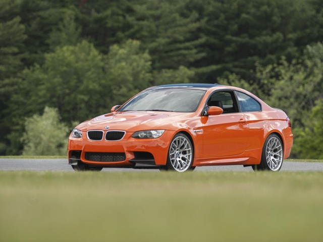2013 BMW M3 Lime Rock Park Limited Edition Revealed
