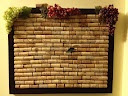 made this wine cork board a few years back: Wine Corks Boards, Wine Cork Boards