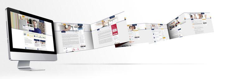 Relauch der Website des IT-Unternehmens auf Basis des Webmedia7 Content Management Systems.