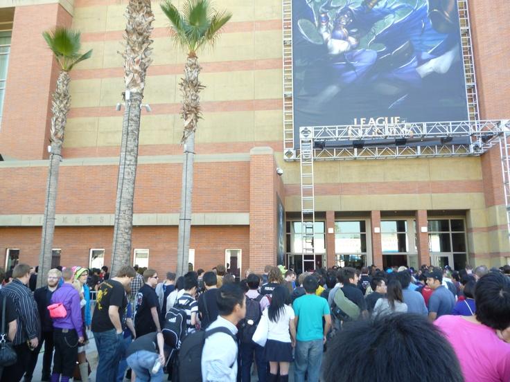 Finały drugiego sezonu League of Legends (Los Angeles)