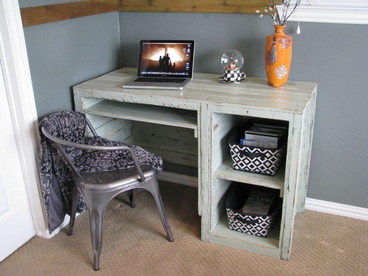 SALE***Reg 599 Rustic***Handmade Desk with Storage Cubbies by DougAndCristyDesigns on Etsy https://www.etsy.com/listing/260017310/salereg-599-rustichandmade-desk-with