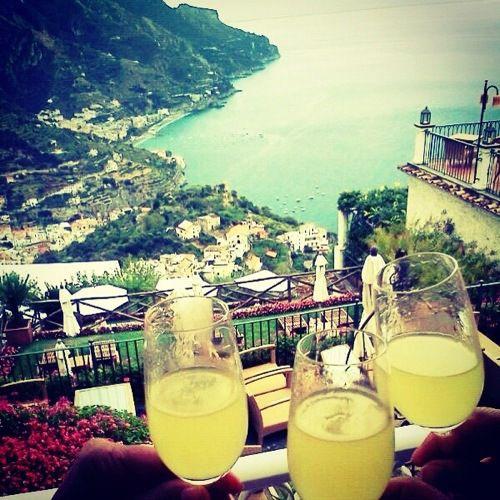 Minhas dicas da Costa Amalfitana