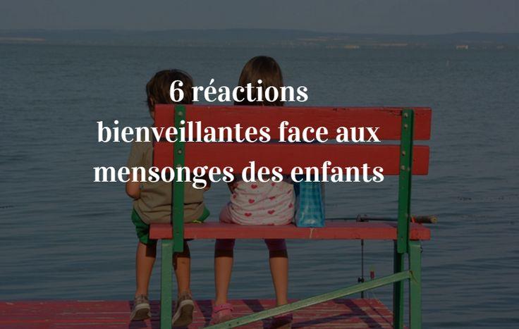 6 réactions bienveillantes face aux mensonges des enfants, inspirées par le Dr Haim Ginott et Isabelle Filliozat
