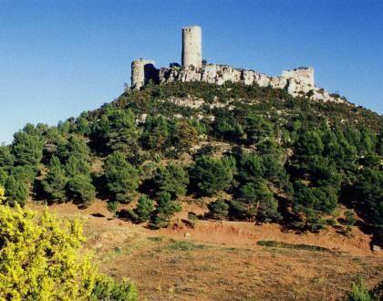 Castillo de Saburella - Tarragona