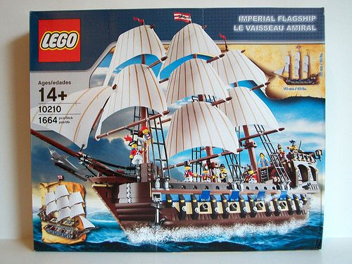 LEGO 10210 Imperial Flagship - Box art front   Flickr - Photo Sharing!