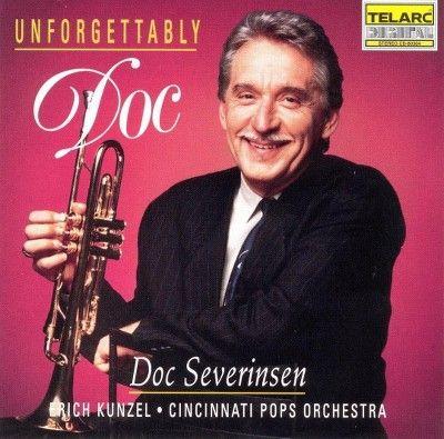 Doc Severinsen - Unforgettably Doc (CD)