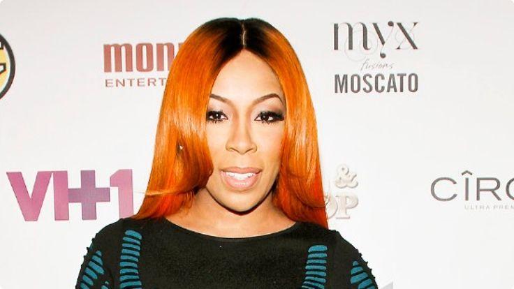 k michelle burnt orange hair | Burnt Orange Hair Color