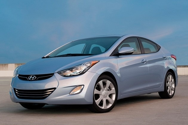 Hyundai Elantra Fluidic to be launched soon