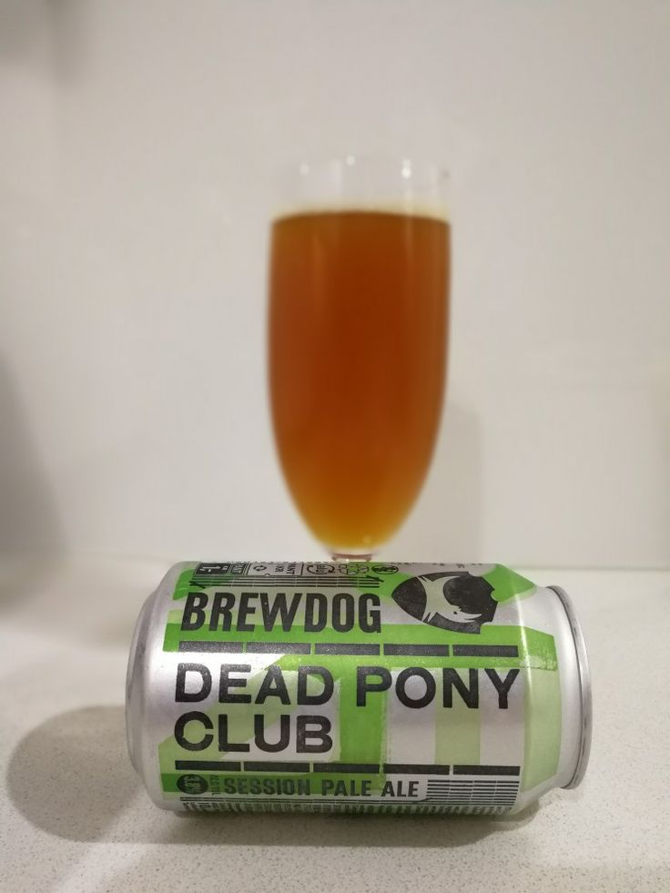 BrewDog Dead Pony Club Session Pale Ale