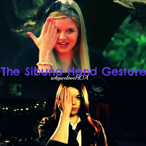 Why we love The House of Anubis  me and my bro actually do this to salute each other :D