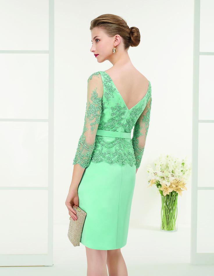 Modelos de vestidos de fiesta de encaje