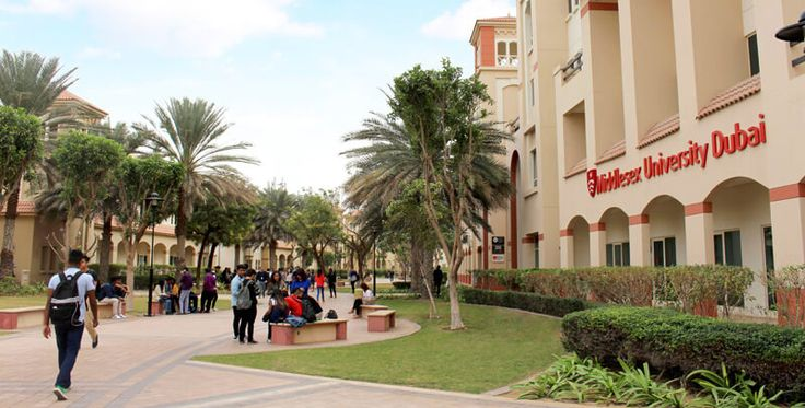 Middlesex University Dubai welcomes students to the 2017/18 academic year