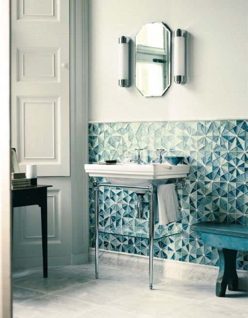 Bathroom Ideas Mosaic 22 best glass & mosaic tiles images on pinterest | fired earth
