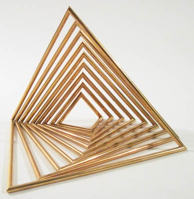 Yaacov Agam Kinetic Art Sculpture