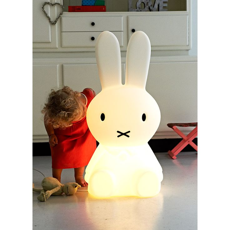 Inreda.com - Miffy XL lampa 40x40x80 cm, Miffy