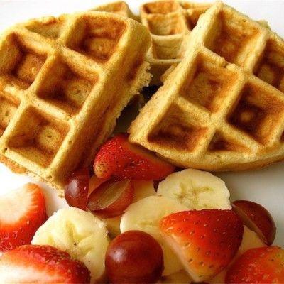 Organic Belgium Waffles Recipe